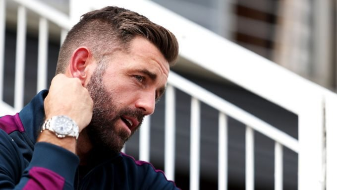 Liam Plunkett: I wouldn't have won a World Cup if I didn't get anxiety
