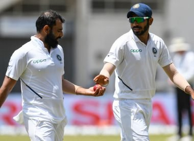 Mohammed Shami: Current fast bowling unit best in India's Test history