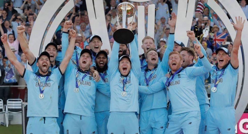England 2019, World Cup kits