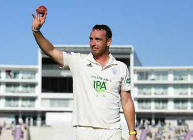 Kyle Abbott: No possibility I could qualify for England