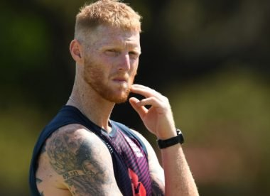 Stokes: Leading England would be a huge honour, even if it's only the once