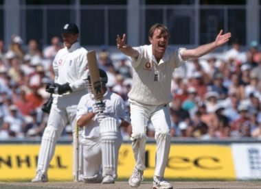 When a Phil Tufnell no ball ruined everyone's Christmas
