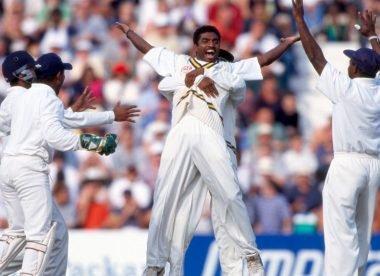 When Murali spun a web around England to catalyse Sri Lanka's Test surge