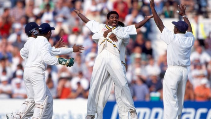 When Murali spun a web around England to catalyse Sri Lanka's Test surge