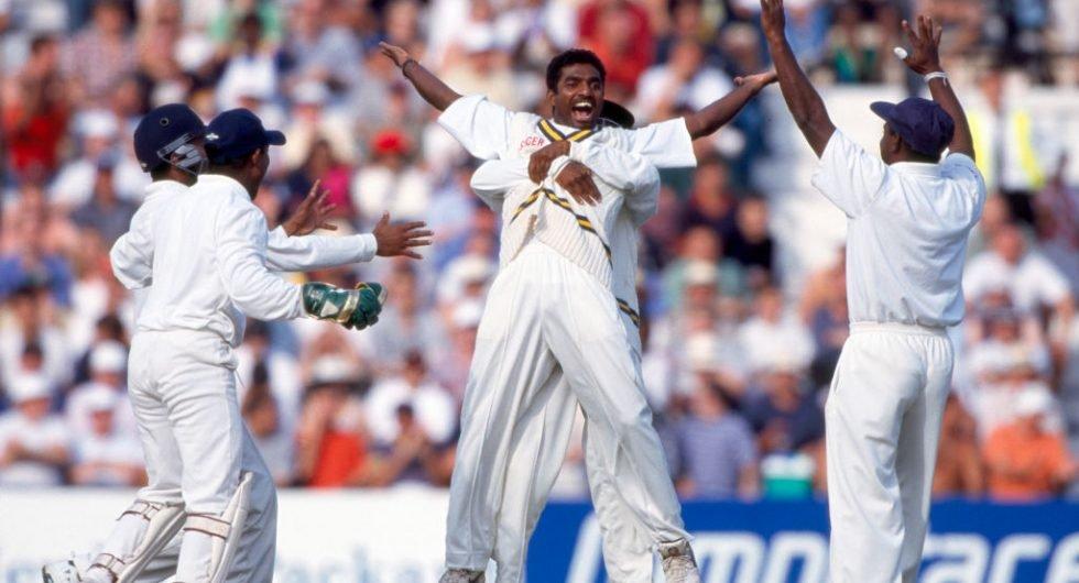 Muralitharan v England, 1998