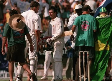 The Bob Simpson home truth that led to Steve Waugh's greatest Test innings