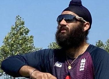 Amar Virdi: England team 'calmer' after negative Covid-19 tests