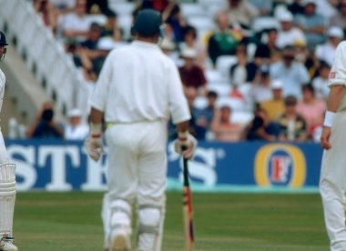 Why Hussain was 'loving it' during famous Donald-Atherton battle