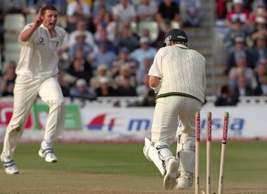 Stephen Harmison: I had the worst slower ball in the history of the game