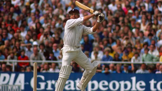 The summer David Steele emerged as England's national hero – Almanack
