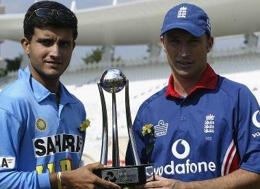 Sourav Ganguly trolls Nasser Hussain over NatWest Trophy triumph