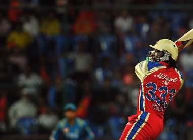 'We need to get at least 170-180' – Gayle reveals thinking behind record-breaking 175*