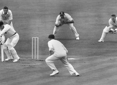 Jackie McGlew: The 'sticker' responsible for some of Test cricket's slowest innings – Almanack
