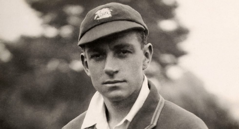 Wally Hammond: The 'Self-Taught Cricketer' Who Became A Batting Great