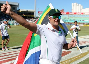 Quiz! South Africa XIs in Jacques Kallis's first and last Tests