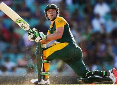 Quiz! Name every batsman with 25 or more ODI sixes in a calendar year