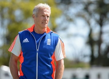 England's players found out Peter Moores had been sacked before his final game in charge