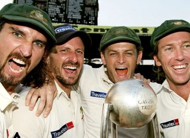 The Australian ploy that helped avenge their 2001 loss in India