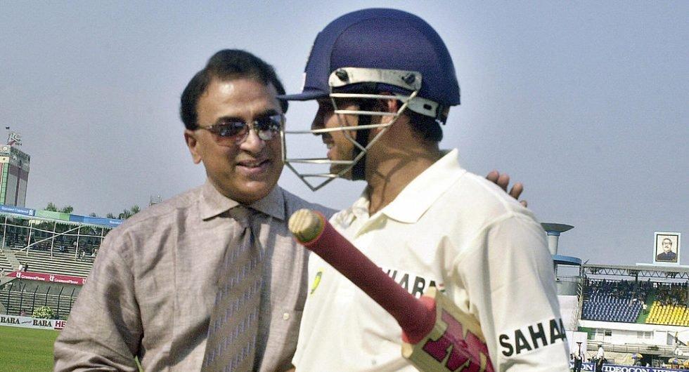 Sachin Tendulkar Recalls The Lofty Target Set Him By Sunil Gavaskar