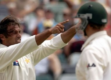 When Shoaib Akhtar bowled a deliberate beamer at Yorkshire's No.11