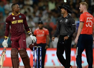 The Stokes comment that fired up Samuels during the 2016 World T20 final
