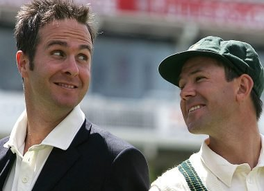 Why Ricky Ponting called Michael Vaughan 'rabbit'