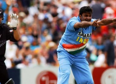 Quiz! Name the Indian bowlers with most ODI wickets outside Asia