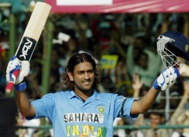 Quiz! The India XIs for MS Dhoni's debut in each format