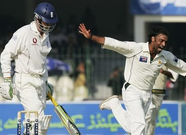 When a charged-up Shoaib Akhtar roughed up Liam Plunkett on Test debut