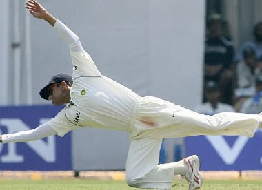 How Rahul Dravid became one of the greatest slip fielders of all time