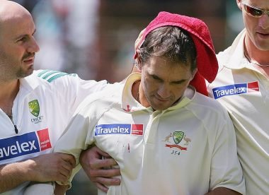 How an Ntini bouncer nearly made Langer quit before the 2006/07 Ashes