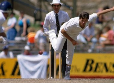 Steve Waugh: My bowling saved me before I got first Test hundred