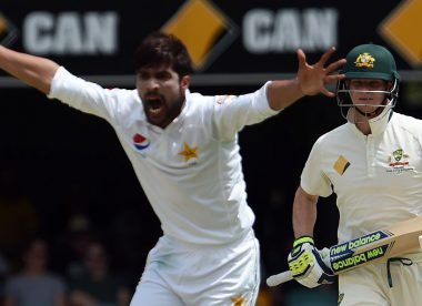 Steve Smith: Mohammad Amir the 'most skilful' fast bowler I have faced