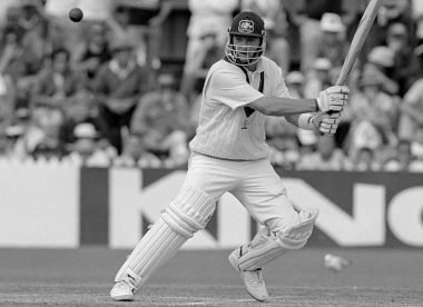 When 'stylist' Mark Waugh made his first impression in Test cricket