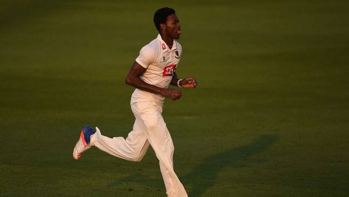 'He wasn't as rapid as he is now' –When Archer got the better of Chase in a Sussex club game