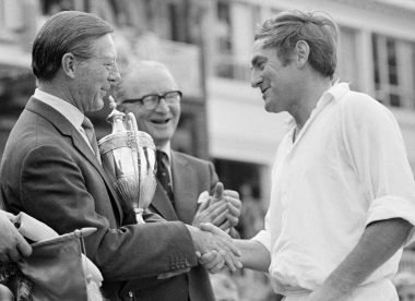 Why critics were astounded when Ray Illingworth excelled as England captain – Almanack