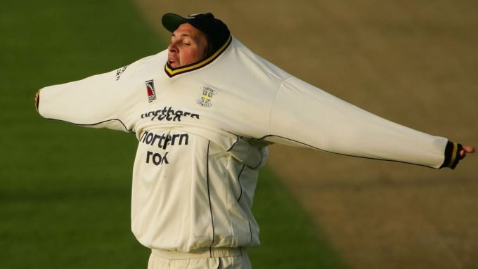 When Steve Harmison 'lost it' during a university game in Durham