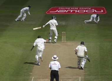 Harmison reveals thinking behind Kasprowicz bouncer in 2005 Ashes