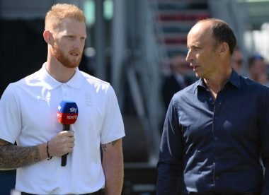 Nasser Hussain compares Ben Stokes' captaincy traits to Virat Kohli's