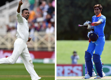 When Hardik Pandya sledged a 17-year-old Shubman Gill