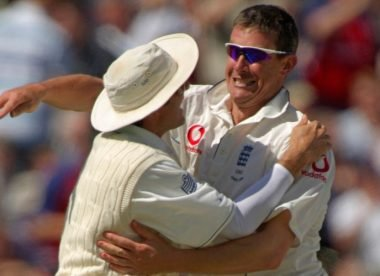 Jones: It winds me up when people have a go at Ashley Giles