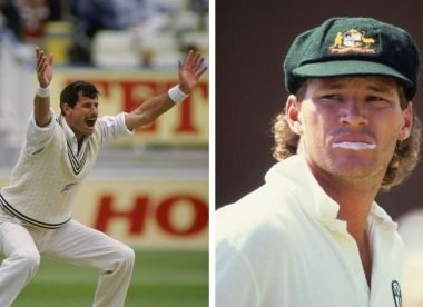 The tactical tweak that helped Jones turn the tables on Hadlee