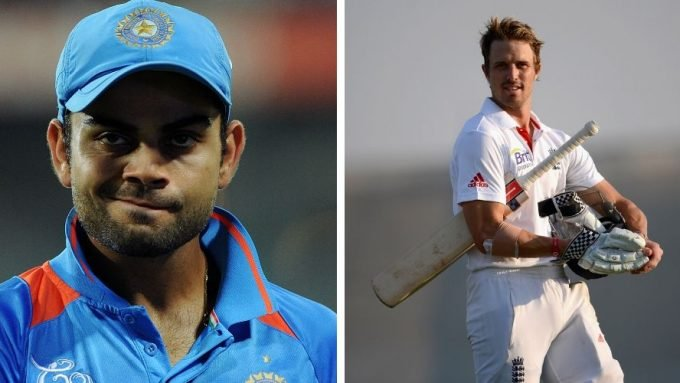 How England wound up Kohli over his love life