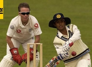 Wisden's women's innings of the 2000s, No.4: Mithali Raj's 214
