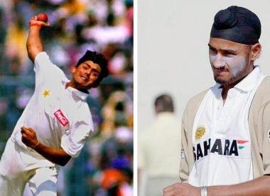 How Saqlain Mushtaq's doosra paved the way for Harbhajan