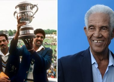 Why Garry Sobers had a hunch about India ahead of 1983 World Cup