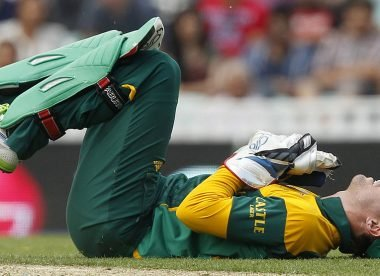 Gary Kirsten: South Africa still need to address 'choking' issue