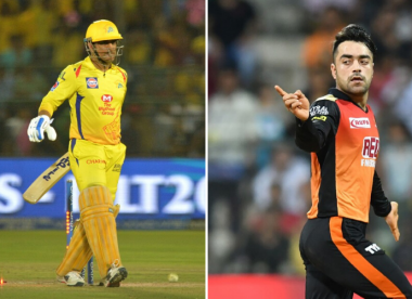 When Michael Hussey's suggestion on Rashid Khan failed for MS Dhoni