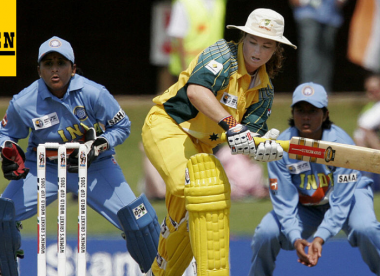 Wisden's women's innings of the 2000s, No.1: Karen Rolton's 107*
