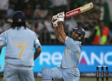 How Bumble ensured Ravi Shastri was on air to call Yuvraj Singh's six sixes